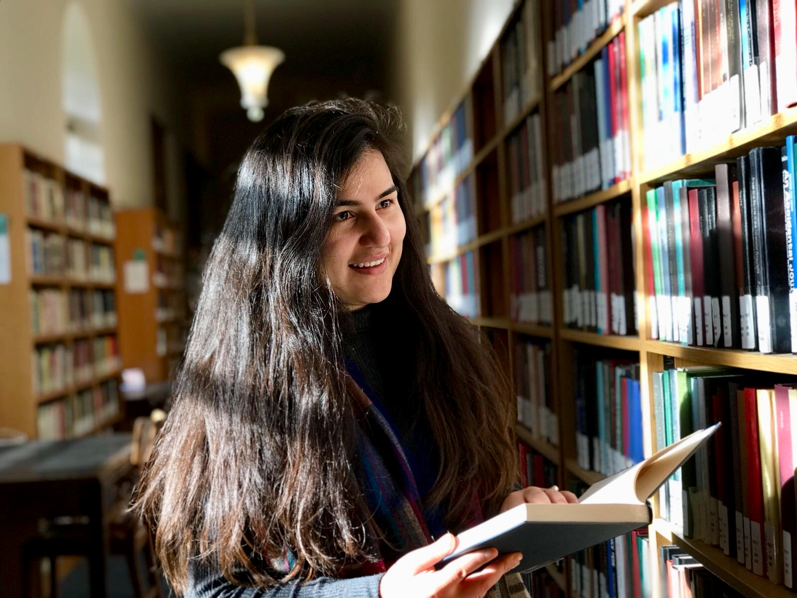 An interview with Rabia Nasimi Part II: Thoughts on Cambridge and Higher Education for Refugees