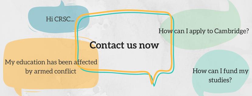 Contact CRSC
